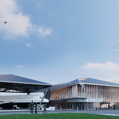 World-leading digital aviation research facility handed over to Cranfield University