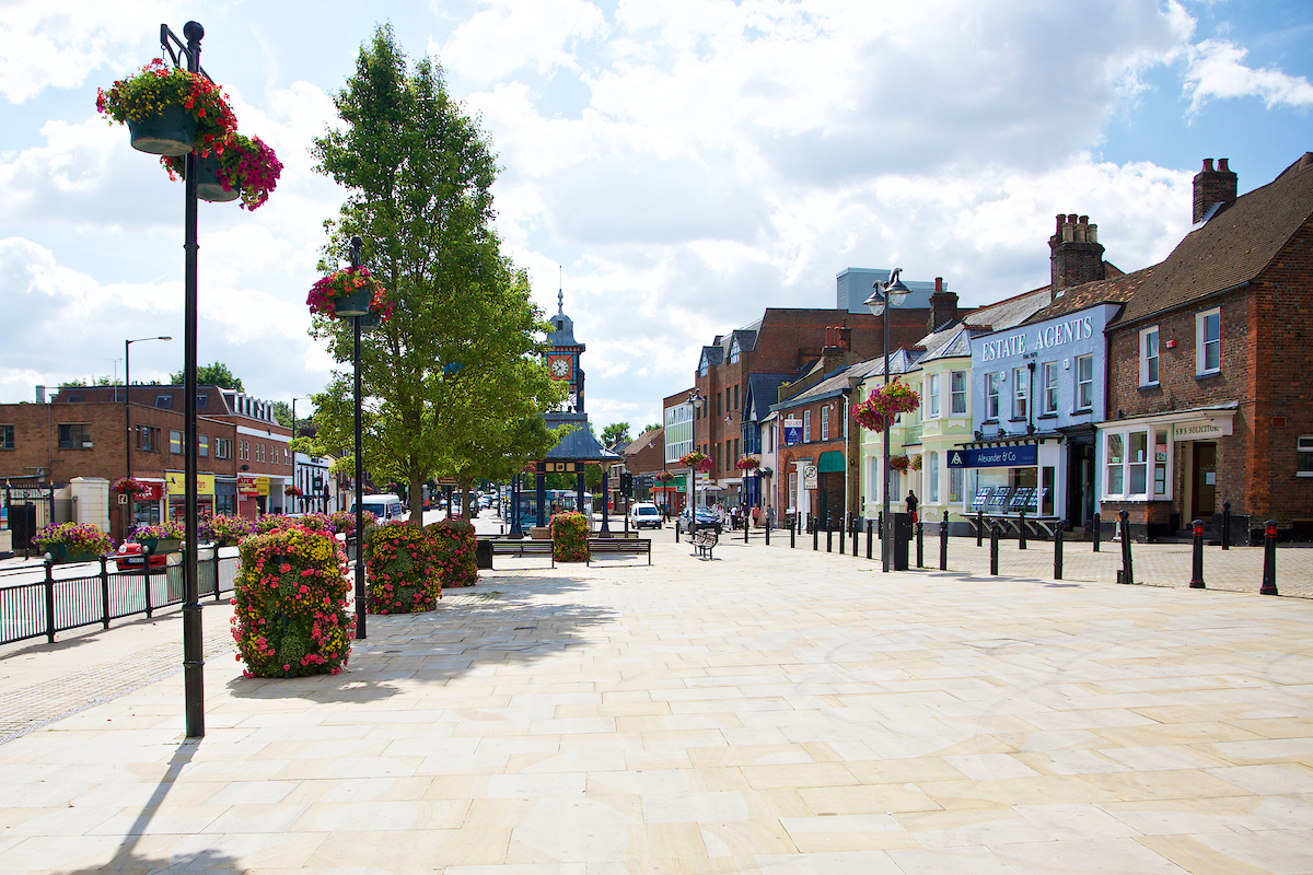 Central Bedfordshire Council signs up for £6.2million Dunstable regeneration