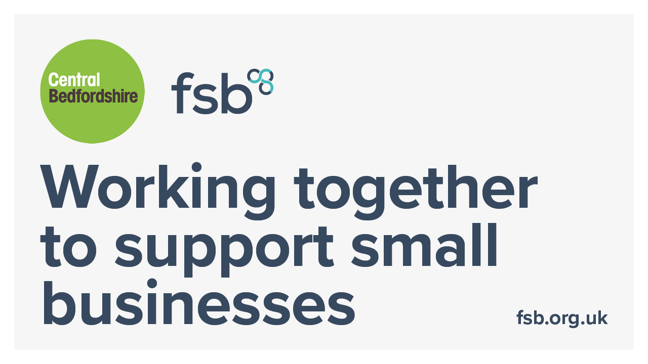 Small businesses in Central Bedfordshire are encouraged to take free support