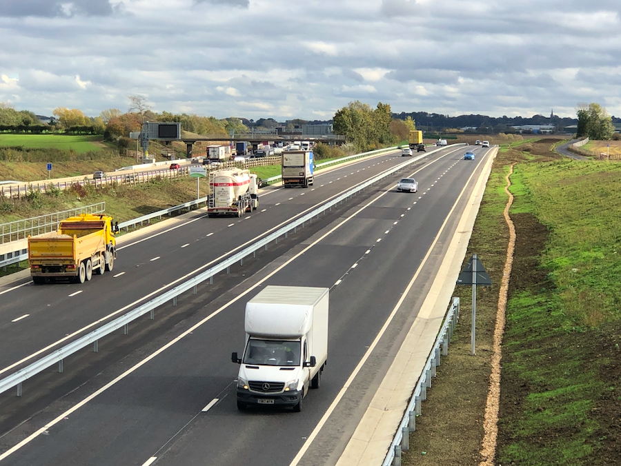 Council completes A421 dualling upgrade into Milton Keynes