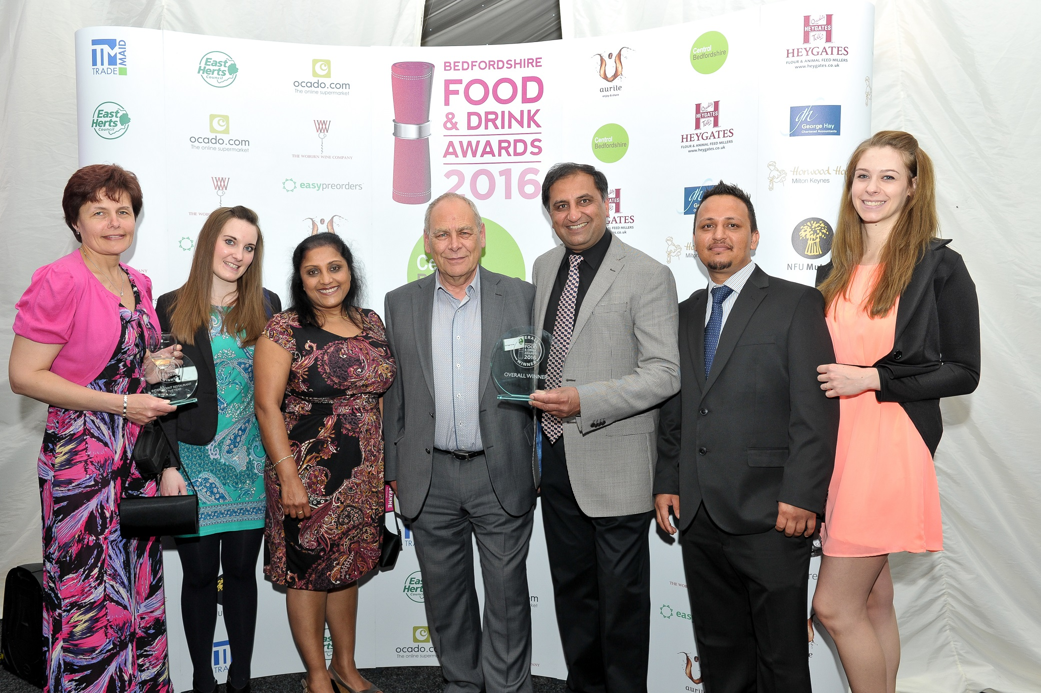 Central Bedfordshire business Go Houghton seizes overall title at the Bedfordshire Food and Drink Awards